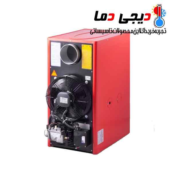 هیتر-گازی-دمپر-اتوماتیک-مشهد-ظهور-مدل-B2000-2