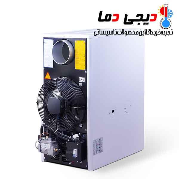هیتر-گازی-دمپر-اتوماتیک-مشهد-ظهور-مدل-B2000-5